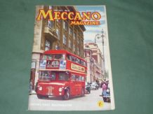 MECCANO MAGAZINE 1956 August Vol XLI No.8